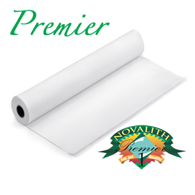 Premier 305 Metallic Satin, papier photo nacré 305g/m2<br>Format : rouleau 44 pouces (1118mmx25M)